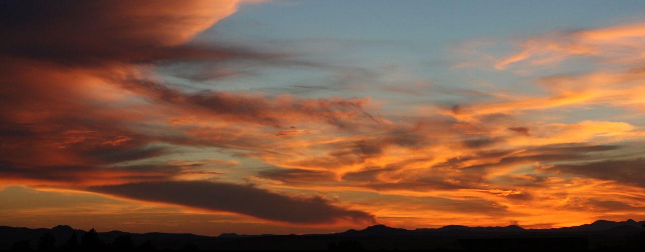 breathtaking skies over prescott valley az