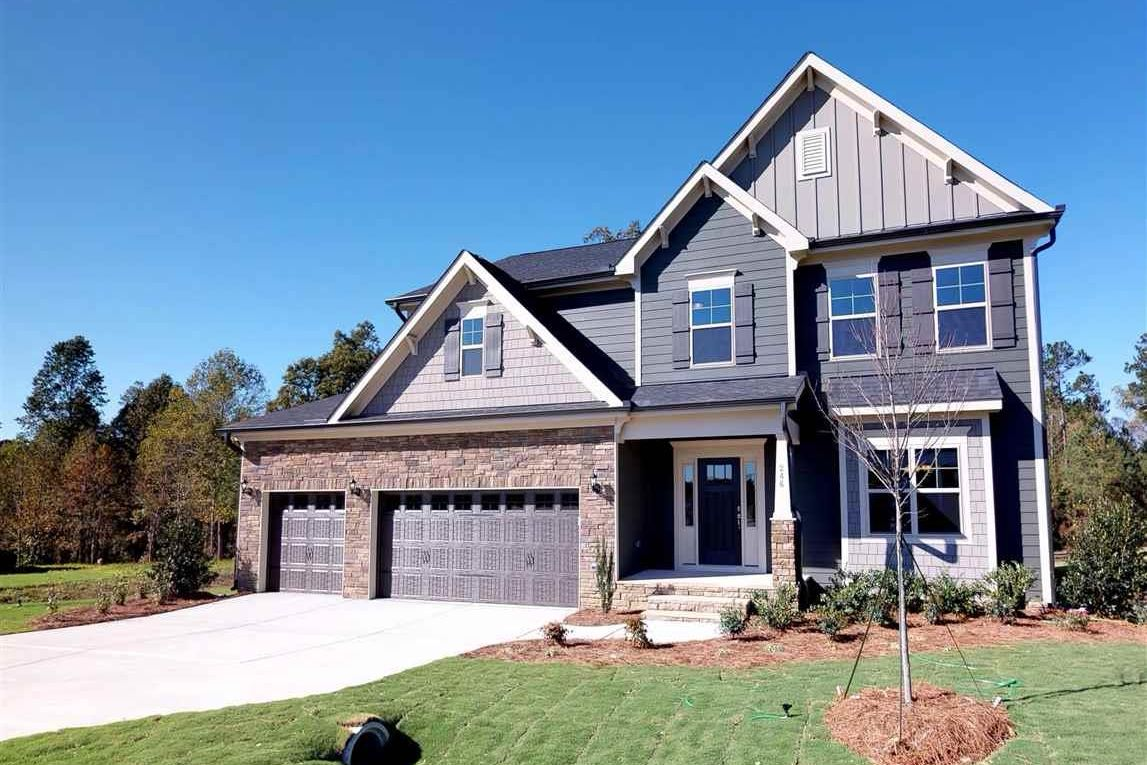 new homes for sale in clayton